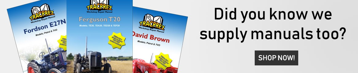 Check out our range of books, manuals and guides including Tracprez!