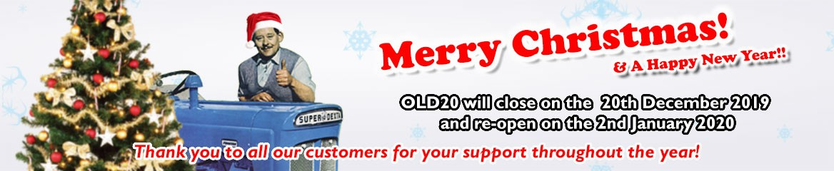 Merry Christmas from all at OLD20!