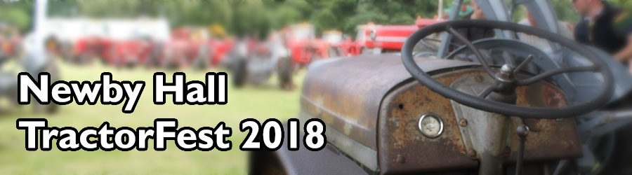Newby Hall Show 2018